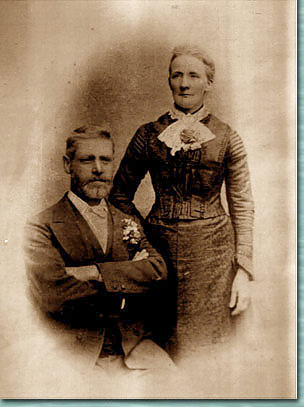 Arthur and Eliza Jaggard, Parents of Fanny